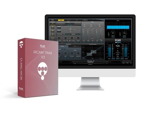 Picture of Flux Ircam Trax V3 Next Generation Voice and Sonic Processing Tools plugin Bundle Download