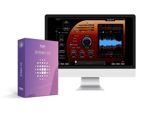 Picture of Flux Syrah V3 Next Generation Dynamics Processing plugin Download