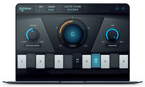 Picture of Antares Auto-Tune Access Essential Auto-Tune features w/o ilok Plugin Download