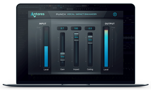 Picture of Antares Punch Vocal Impact Enhancer Plugin Download