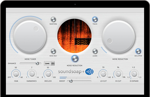 Picture of Antares SoundSoap +5 Maximum cleaning power Plugin Download