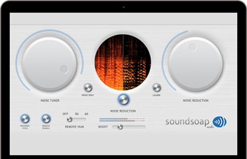 Picture of Antares SoundSoap Solo 5 SoundSoap Essentials in a Desktop App Plugin Download