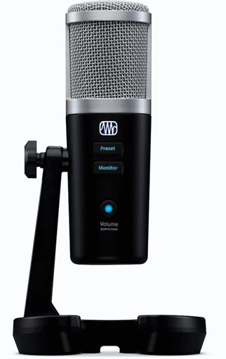 Picture of Presonus Revelator USB-C Microphone with Voice Effects Processing