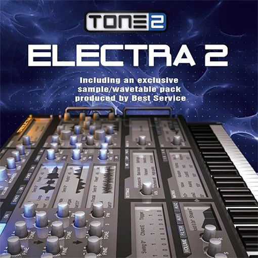 Picture of Tone 2 Electra 2 The only synth you need to create a hit! Download