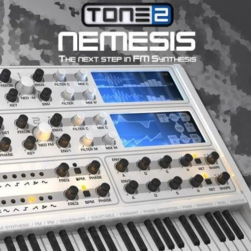 Picture of Tone 2 Nemesis The next step in FM Synthesis! Download