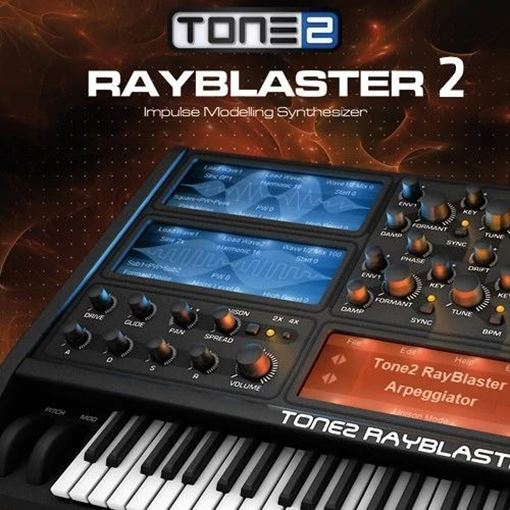 Picture of Tone 2 Rayblaster 2 A radically new form of synthesis! Download
