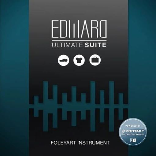 Picture of Tovusound Edward Ultimate Suite EUS Real recorded and playable Foley-FX Kontakt Library Download