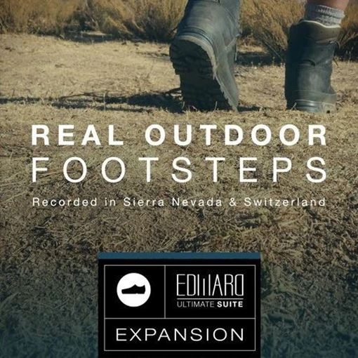 Picture of Tovusound Real Outdoor Footstep EUS Expansion 2 for Edward Ultimate SUITE Kontakt Library Download