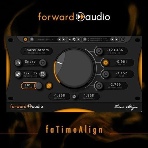 Picture of forward audio faTimeAlign Phase problems fixed in seconds Download