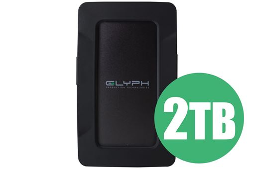 Picture of Glyph Atom Pro 2TB SSD Thunderbolt 3