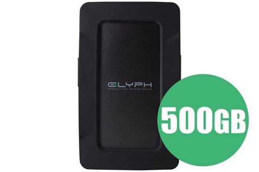 Picture of Glyph Atom Pro 500GB SSD Thunderbolt 3