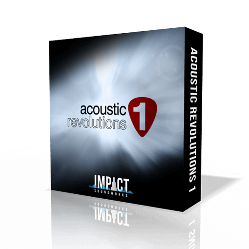 Picture of Impact Soundworks Acoustic Revolutions Vol 1 Download