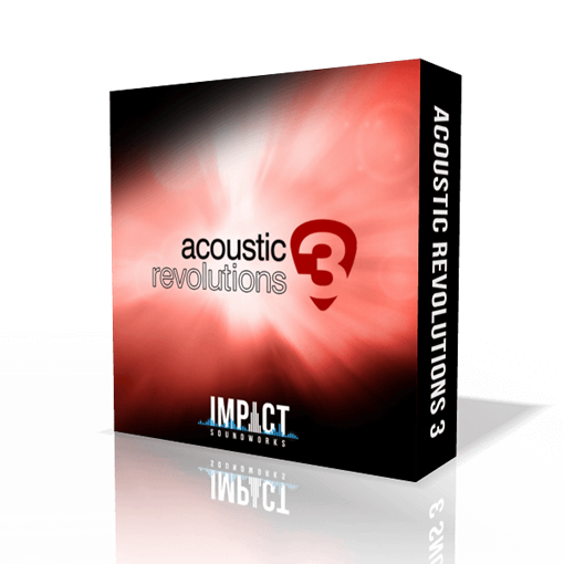 Picture of Impact Soundworks Acoustic Revolutions Vol 3 Download