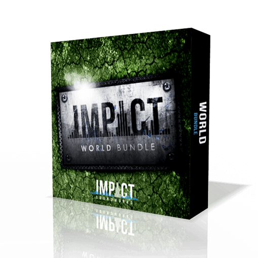 Picture of Impact Soundworks Complete World Bundle Download