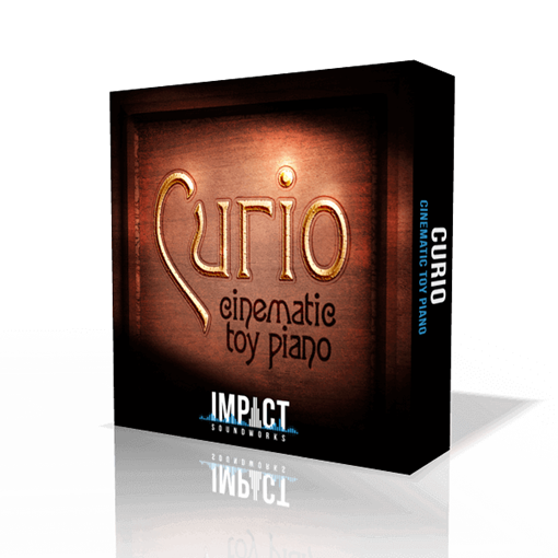 Picture of Impact Soundworks Curio: Cinematic Toy Piano Download
