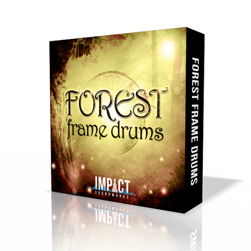 Picture of Impact Soundworks Forest Frame Drums Download