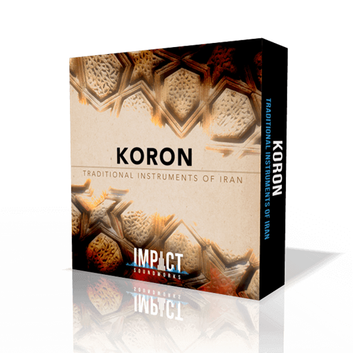 Picture of Impact Soundworks Koron: Traditional Instruments Of Iran Download