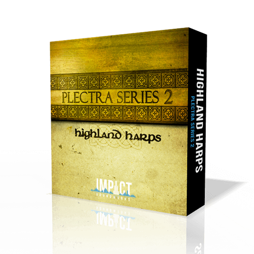 Picture of Impact Soundworks Plectra Series 2 - Highland Harps Download