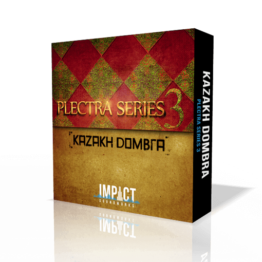 Picture of Impact Soundworks Plectra Series 3 - Kazakh Dombra Download
