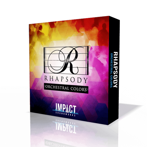 Picture of Impact Soundworks Rhapsody Orchestral Colors Download
