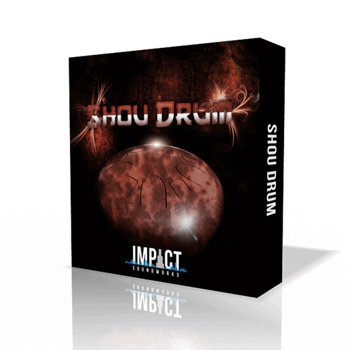 Picture of Impact Soundworks Shou Drum Download