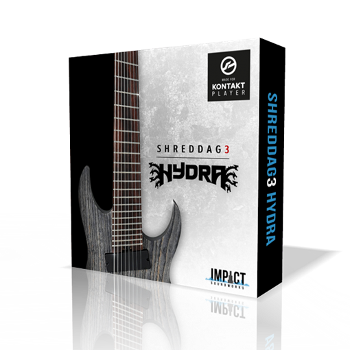 Picture of Impact Soundworks Shreddage 3 Hydra Download