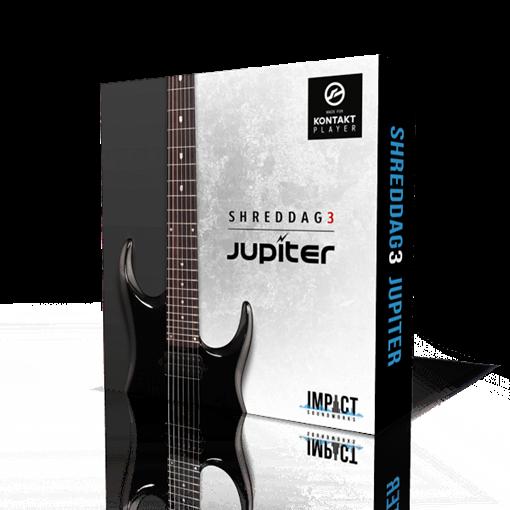Picture of Impact Soundworks Shreddage 3 Jupiter Download