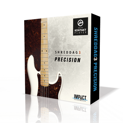 Picture of Impact Soundworks Shreddage 3 Precision Download
