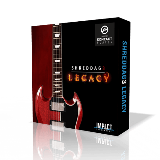 Picture of Impact Soundworks Shreddage 3 Legacy Download