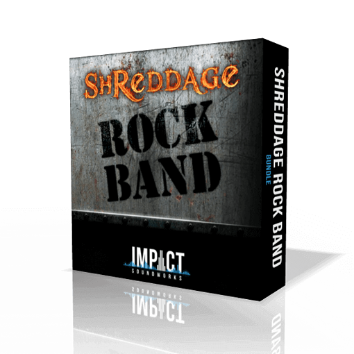 Picture of Impact Soundworks Shreddage 3 Rock Band Download