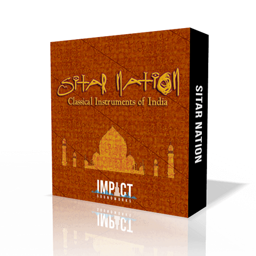 Picture of Impact Soundworks Sitar Nation Download