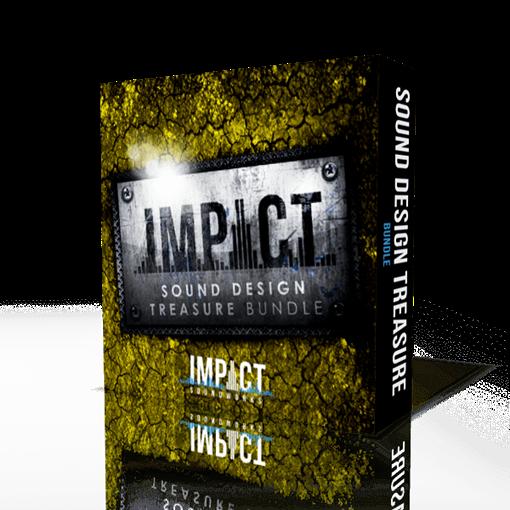 Picture of Impact Soundworks Sound Design Treasure Bundle Download