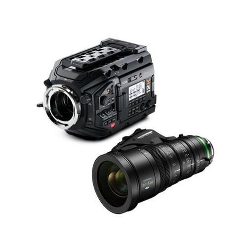 Picture of Blackmagic Design URSA Mini Pro 12K & Fujinon XK6X20 Lens Bundle