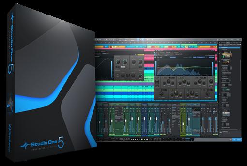Picture of Presonus Studio One 5 Professional EDU Download