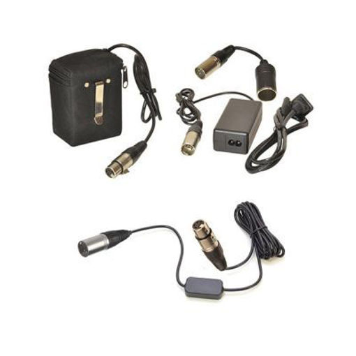 Picture of Bescor FP12VATM & 12Vto24V Kit - Dual Voltage Kit, Can Operate Battery at 12 Volts or 24 Volts