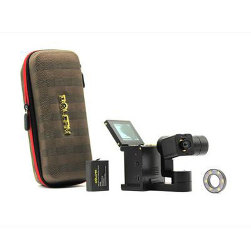 Picture of IdolCam 3 axis gimbal camera Silver Package