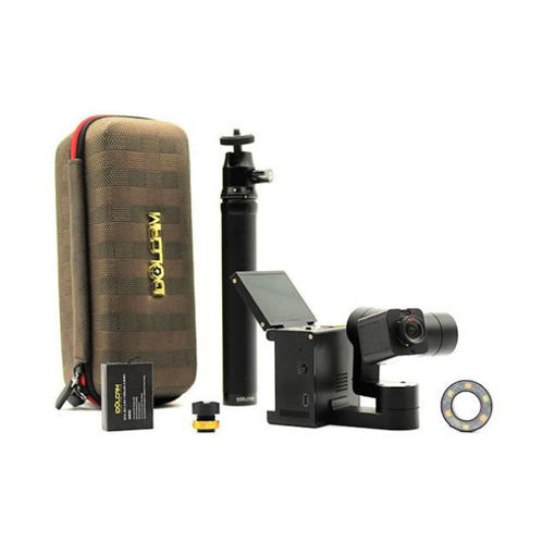 Picture of IdolCam 3 axis gimbal camera Gold Package