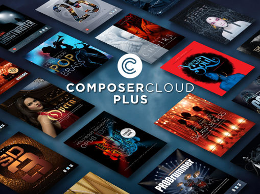 Picture of East West ComposerCloud Plus  Subscription Download