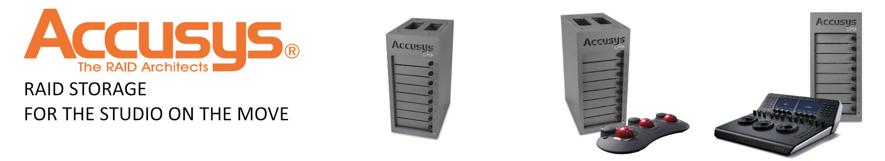 Accusys is cutting-edge solutions centralized on PCIe Raid and Thunderbolt technologies.