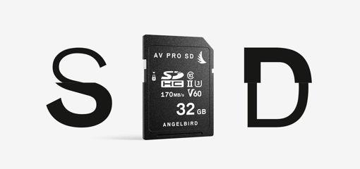 Picture of Angelbird AV PRO SD 32GB V60