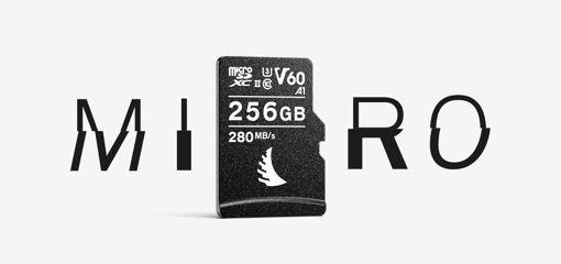 Picture of Angelbird AV PRO microSD 256 GB V60 | 1 PACK