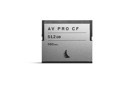 Picture of Angelbird AV PRO CF 512GB