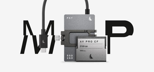Picture of Angelbird Match Pack for Z CAM E2 512GB SSD2go PKT Graphite Grey | 256GB CFast