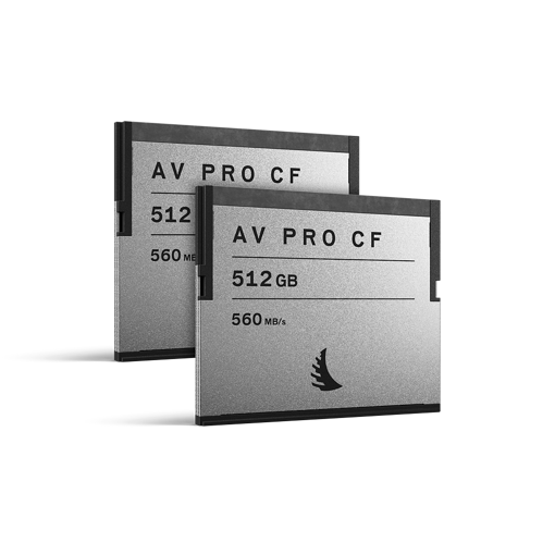 Picture of Angelbird Match Pack for URSA Mini 512 GB | 2 PACK