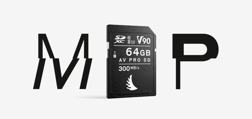 Picture of Angelbird Match Pack for Fujifilm X-T3 | X-T4 64 GB V90 | 2 PACK