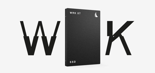 Picture of Angelbird SSD WRK XT for Mac 4 TB