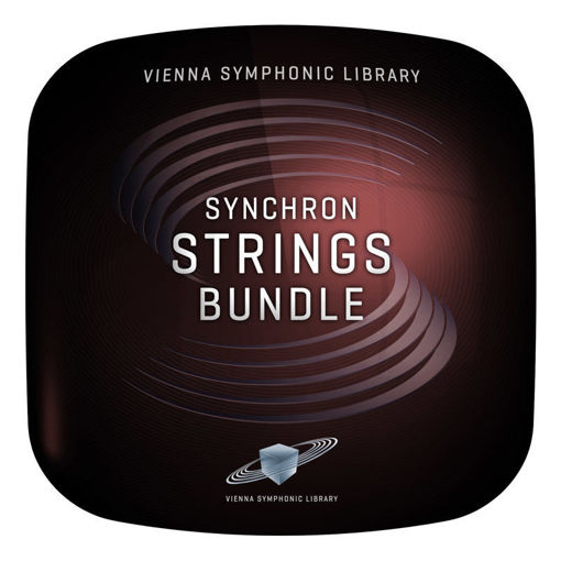 Picture of Vienna Symphonic Library Synchron Strings Bundle Standard Library Download
