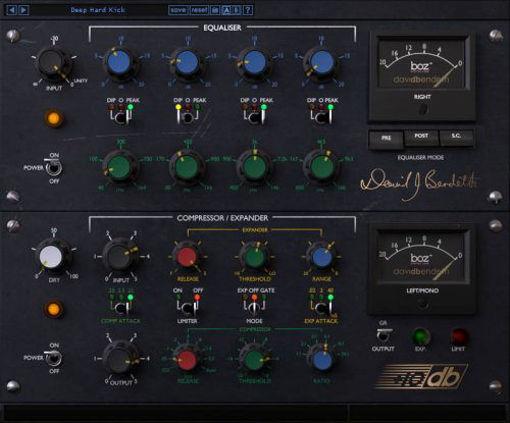 Picture of Boz Plus 10dB Bundle