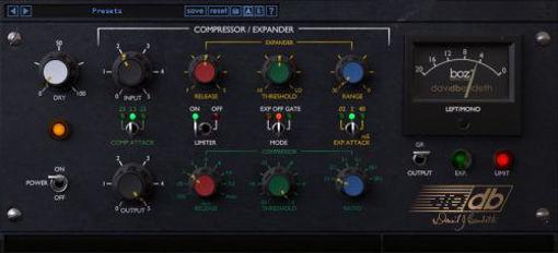 Picture of Boz 10dB Compressor