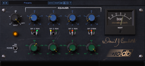 Picture of Boz 10dB Equalizer
